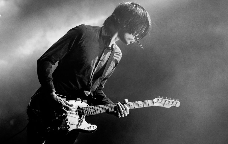 Radiohead's Jonny Greenwood is launching a record label