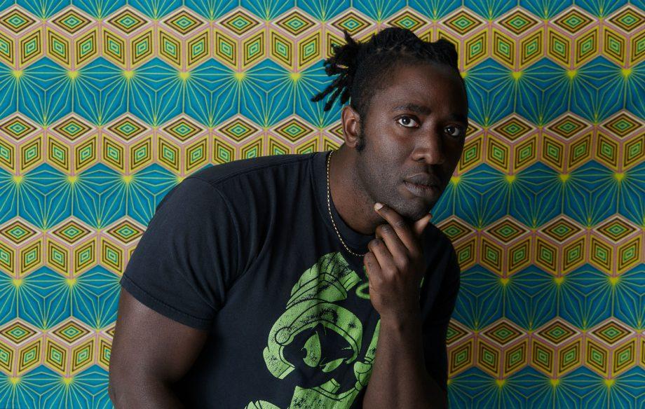 "Kele Okereke: ""I've never experienced such widespread public racism"""