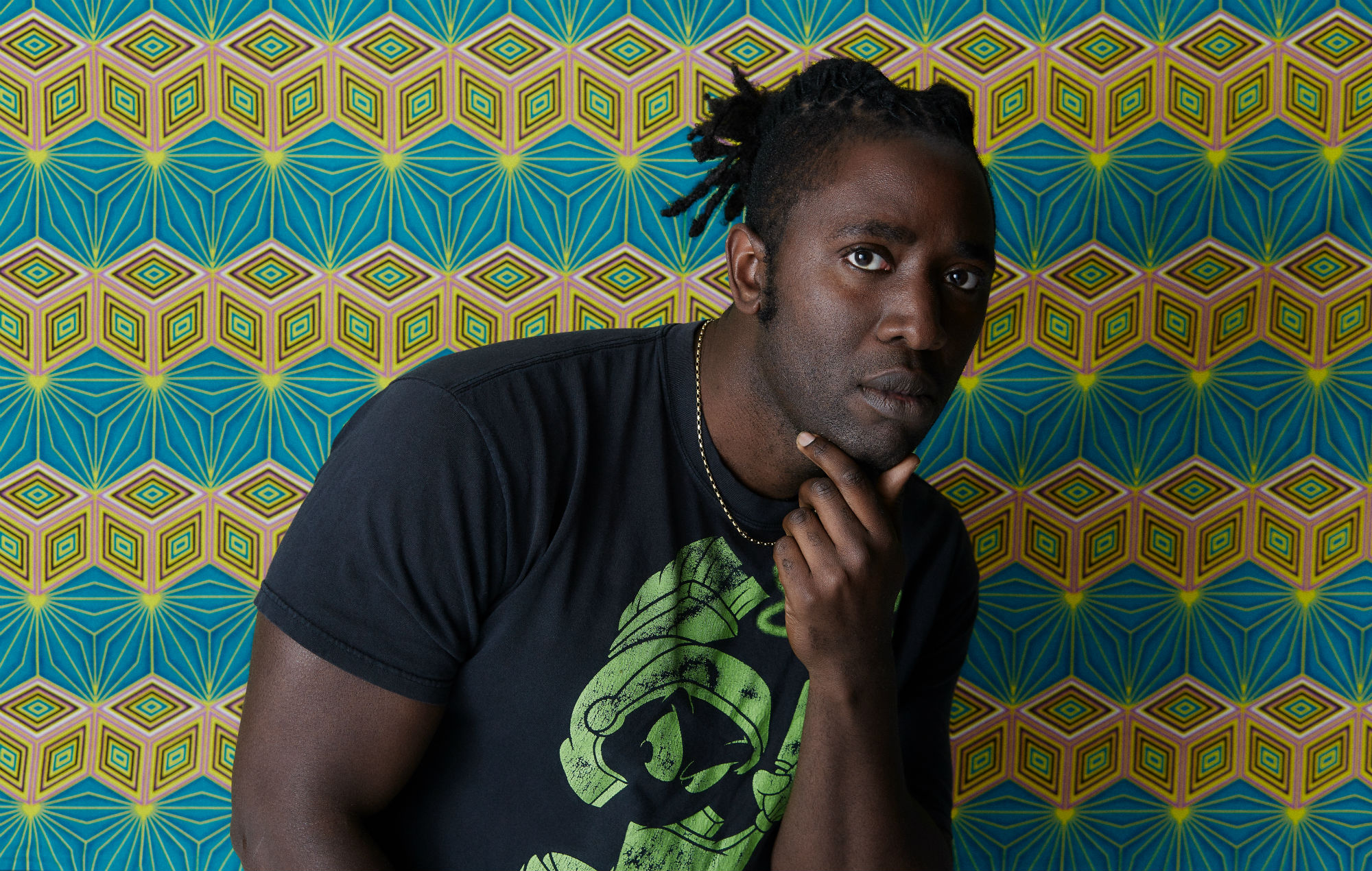 Kele Okereke – '2042' review: the Bloc Party frontman wows with politically charged funk and experimental electro