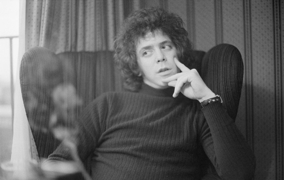Book of Lou Reed's lyrics to be updated with 'Lulu' material and republished