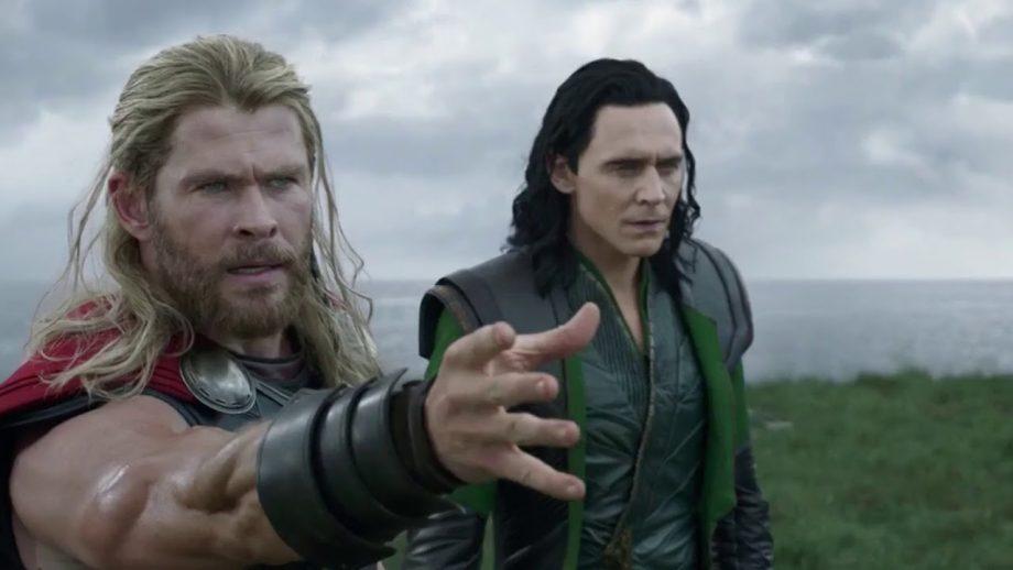 Chris Hemsworth hit Tom Hiddleston in the face on the set of 'Avengers: Assemble'