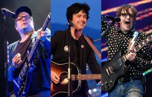 Green Day Fall Out Boy Weezer Hella Mega Tour