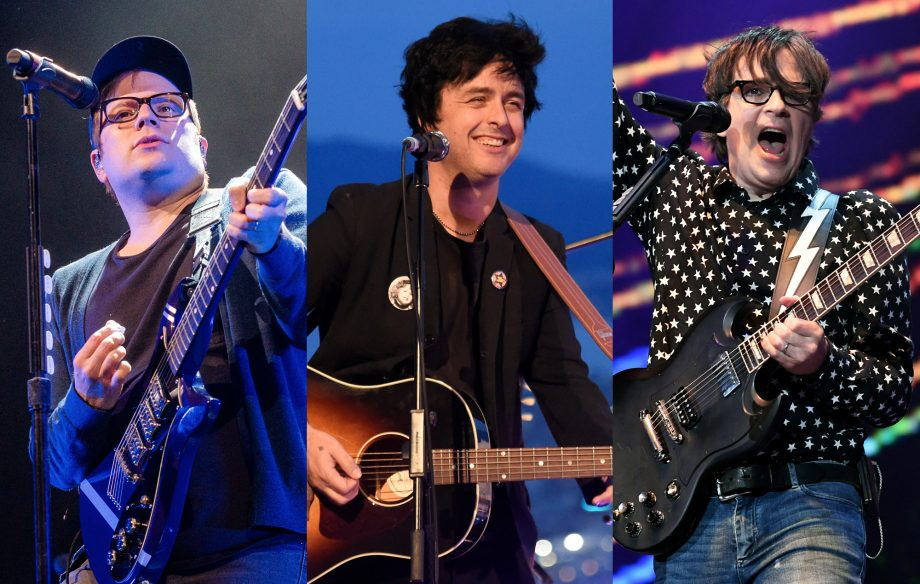 Billie Joe Armstrong teases 'Hella Mega' Tour with Green Day, Weezer and Fall Out Boy