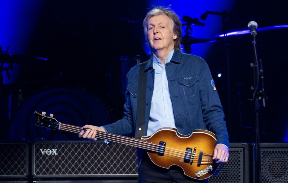 """Paul McCartney says Brexit vote was """"probably a mistake"""" and """"a mess"""""""