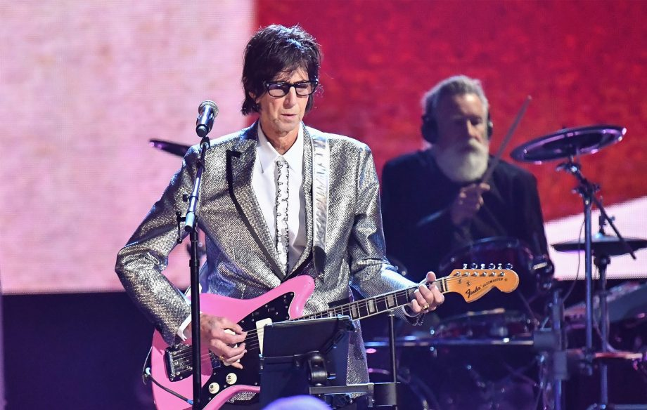 Tributes paid to The Cars' Ric Ocasek