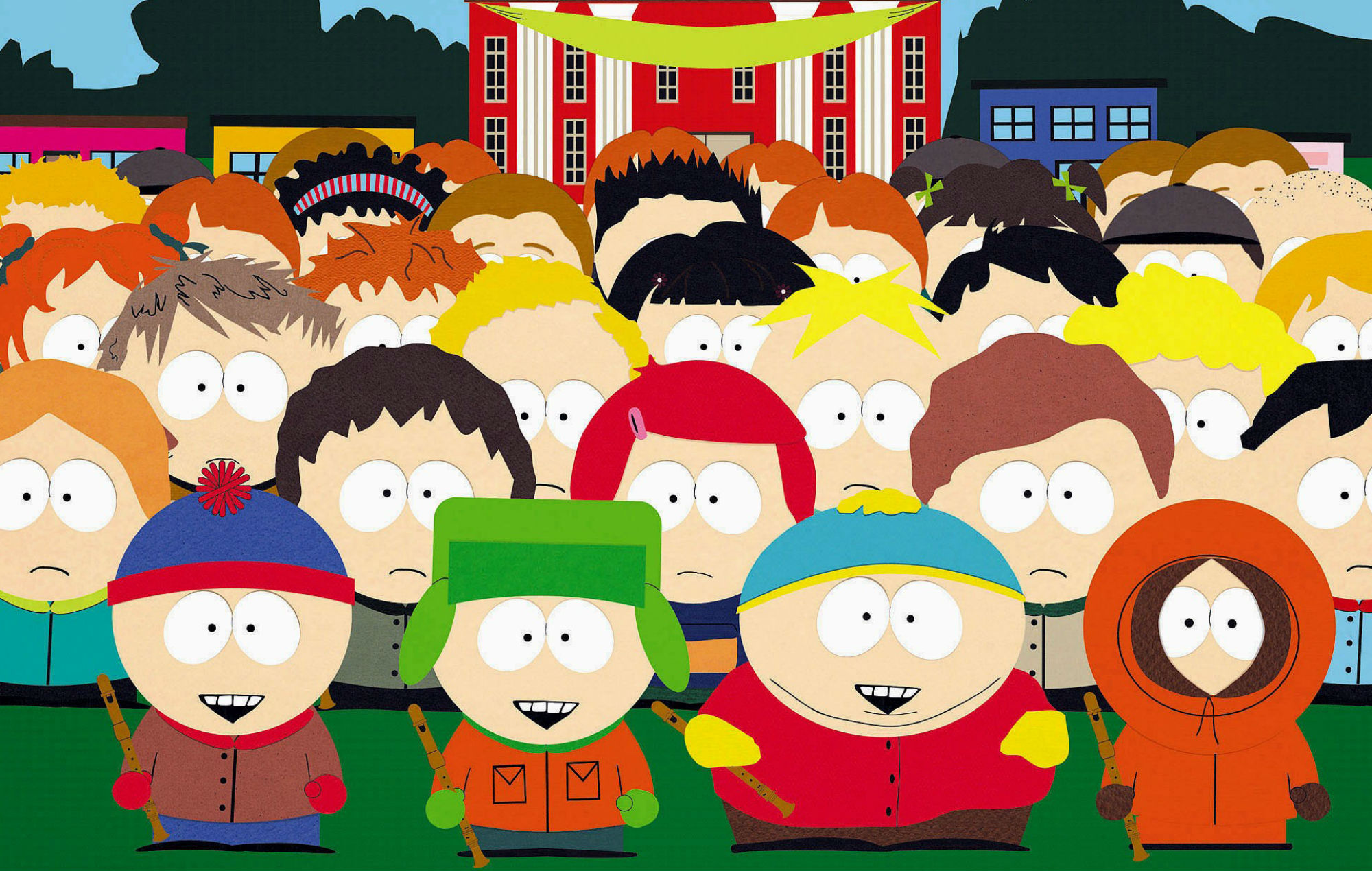 'South Park' to take aim at anti-vaxxer movement in upcoming 300th episode