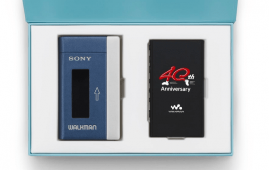 Sony to release retro Walkman to mark 40th anniversary