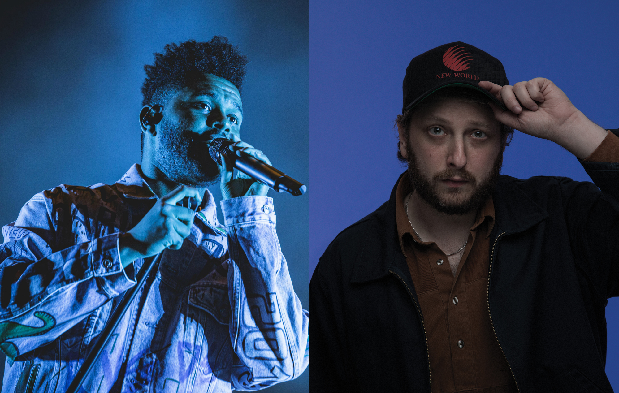 The Weeknd Recorded Music With Oneohtrix Point Never