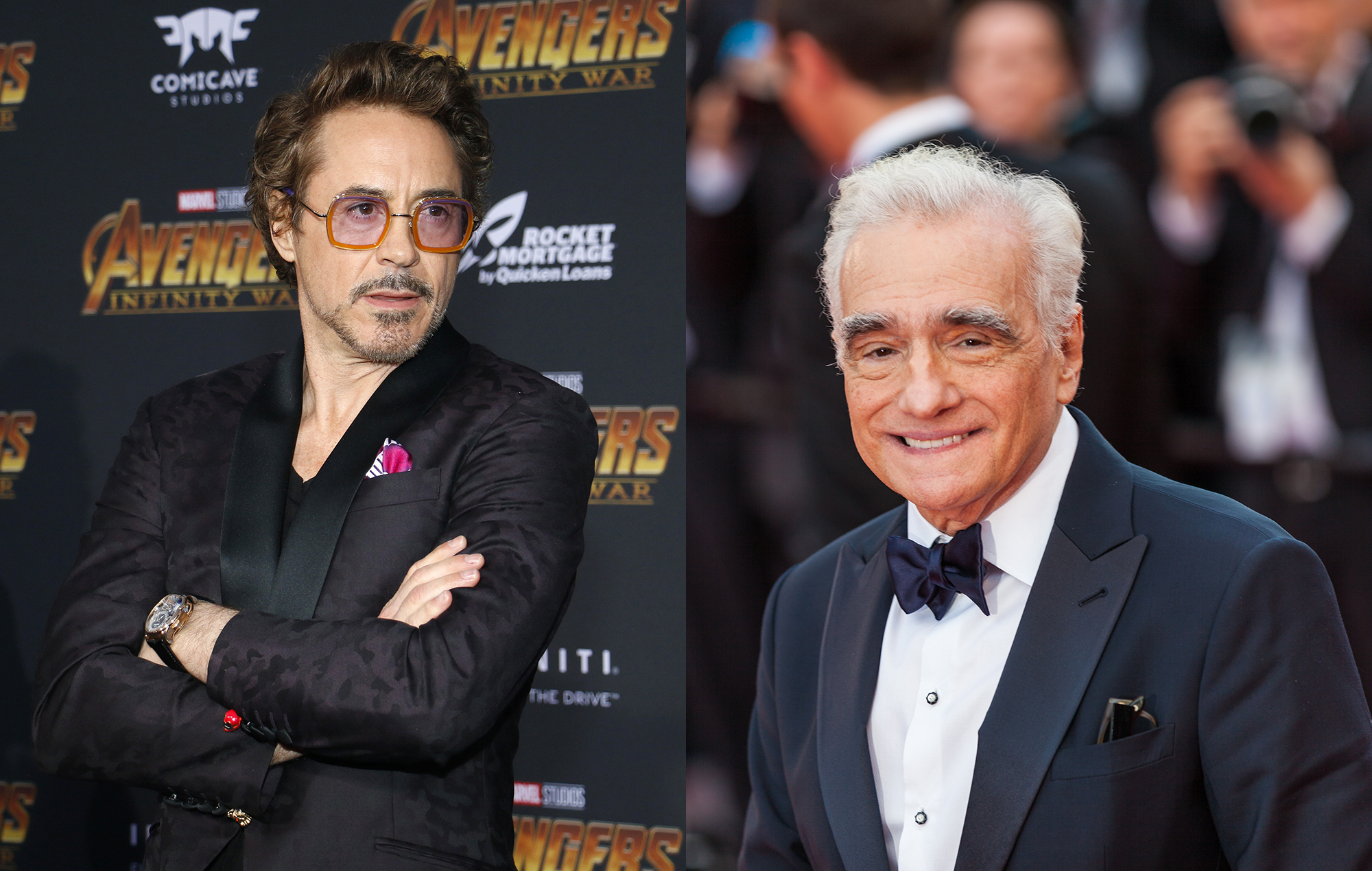 Robert Downey Jr. on Martin Scorseses criticism of Marvel movies: I appreciate his opinion