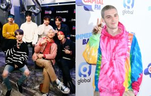 BTS team up with Lauv for a remix of their song Make It Right