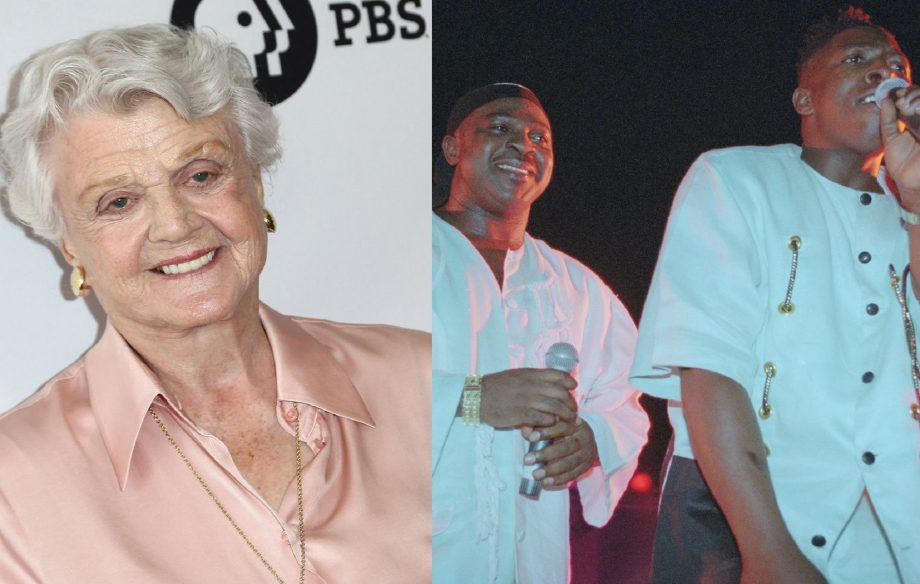 """I'm thrilled!"": Angela Lansbury has finally heard Chaka Demus & Pliers' 'Murder She Wrote'"