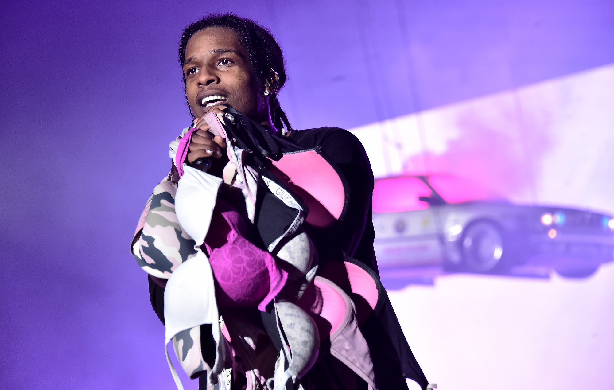 """A$AP Rocky admits that he is a """"sex addict"""""""