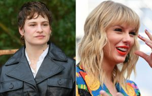 Christine And The Queens singer Heloise Letissier and Taylor Swift