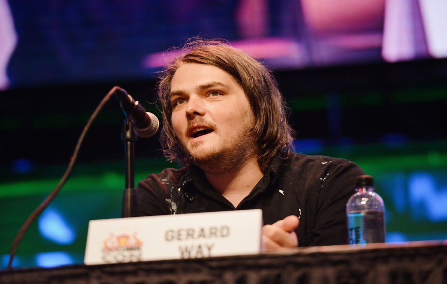 "Gerard Way: ""Starting My Chemical Romance became my therapy"""