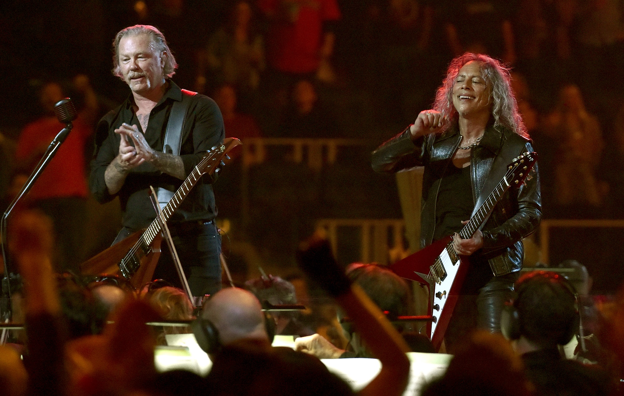 Metallica's 'S&M2' live concert film is returning to cinemas for one night only
