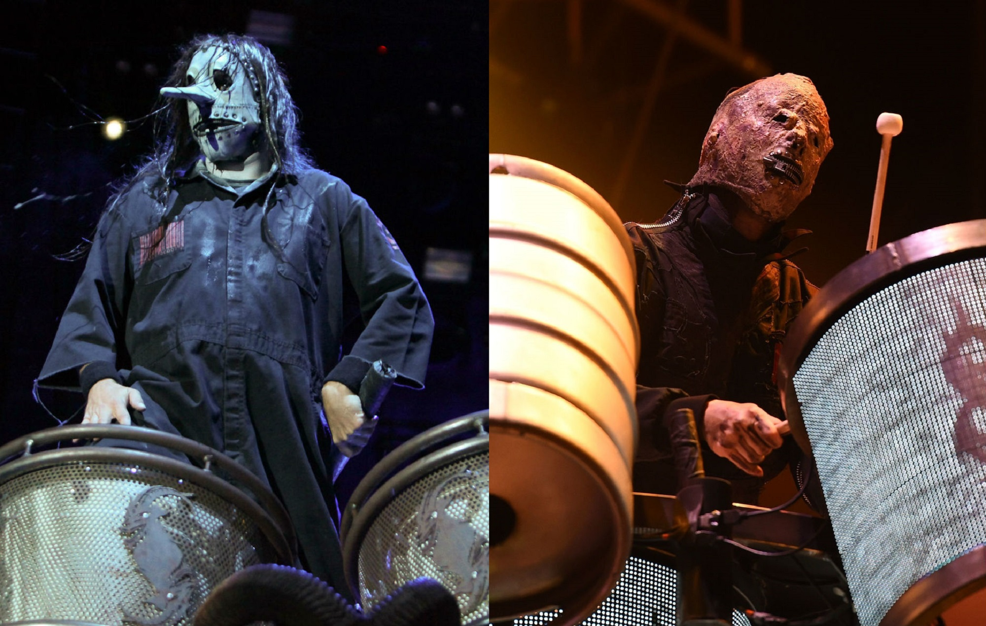 "Former Slipknot percussionist Chris Fehn – aka 'Dicknose' – tells fans ""not to hate"" on 'Tortilla Man'"