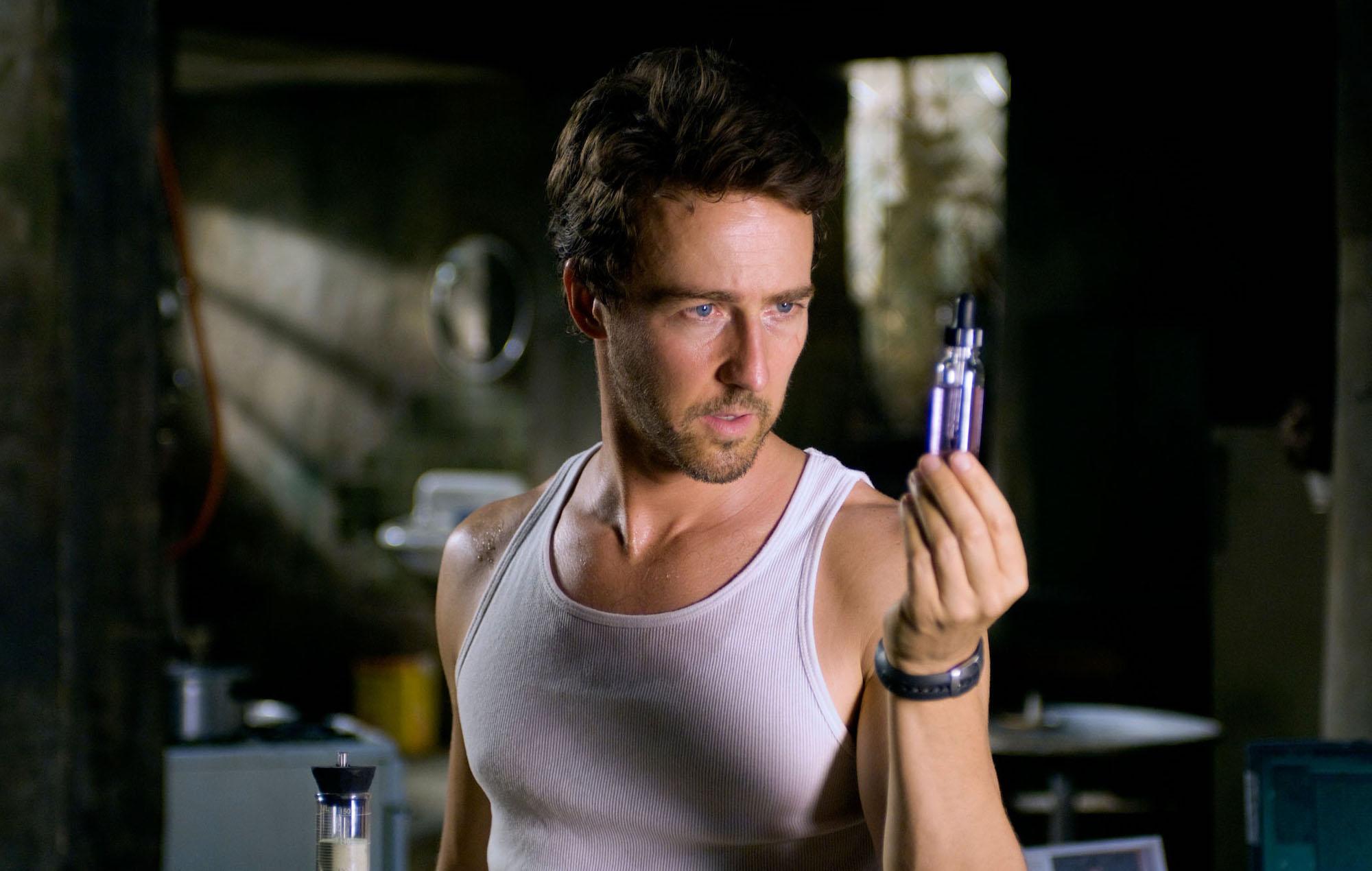 "Edward Norton calls Marvel ""cheap"" for scrapping his 'Hulk' sequel"