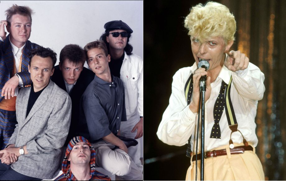 """Madness flattered but """"pissed off"""" at David Bowie """"stealing"""" from 'My Girl'"""
