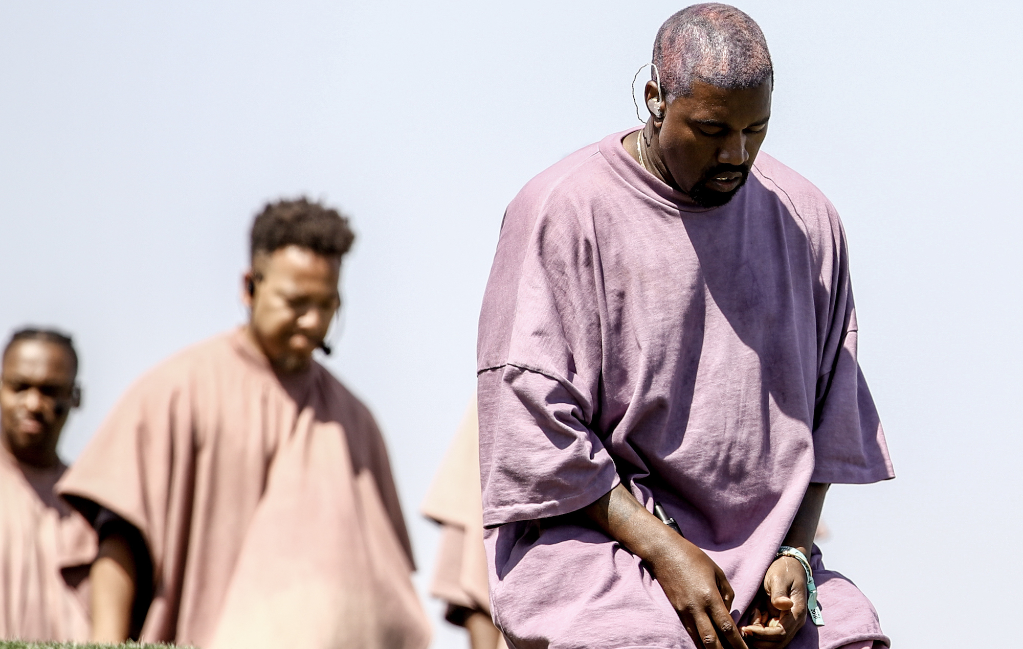 Kanye West and Dr. Dre Join Forces for 'Jesus Is King Part II' Project: 'Coming Soon'