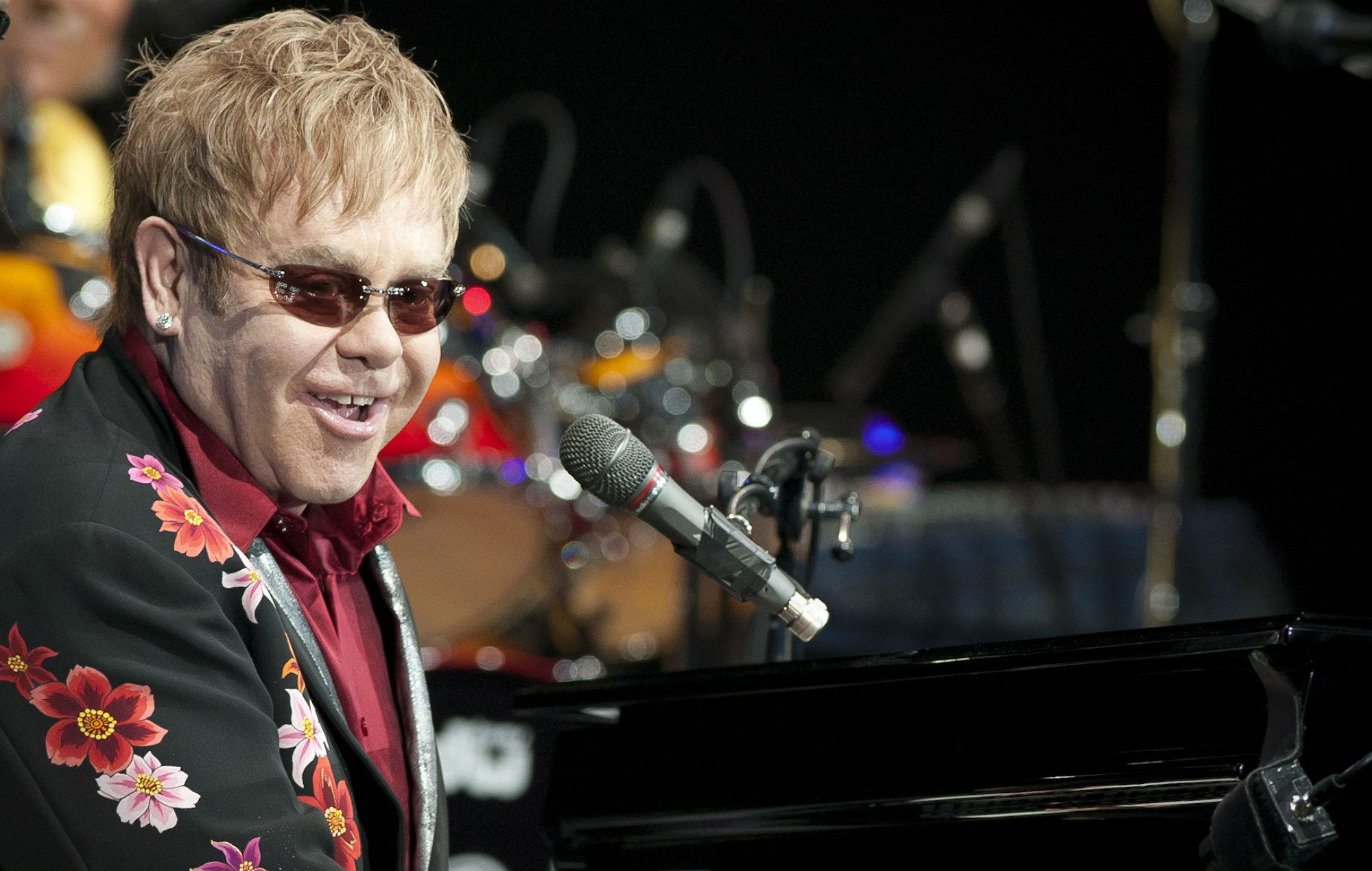 It doesn't look like Elton John will be playing Glastonbury 2020 after all