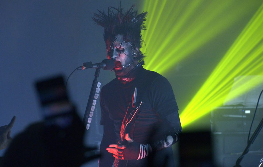Edsel Dope breaks silence on speculation he is Static-X's new vocalist