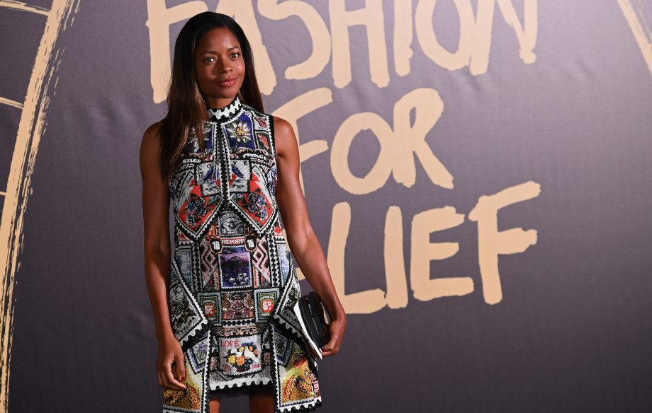 """Naomie Harris reveals she was groped by """"a huge star"""" during audition"""