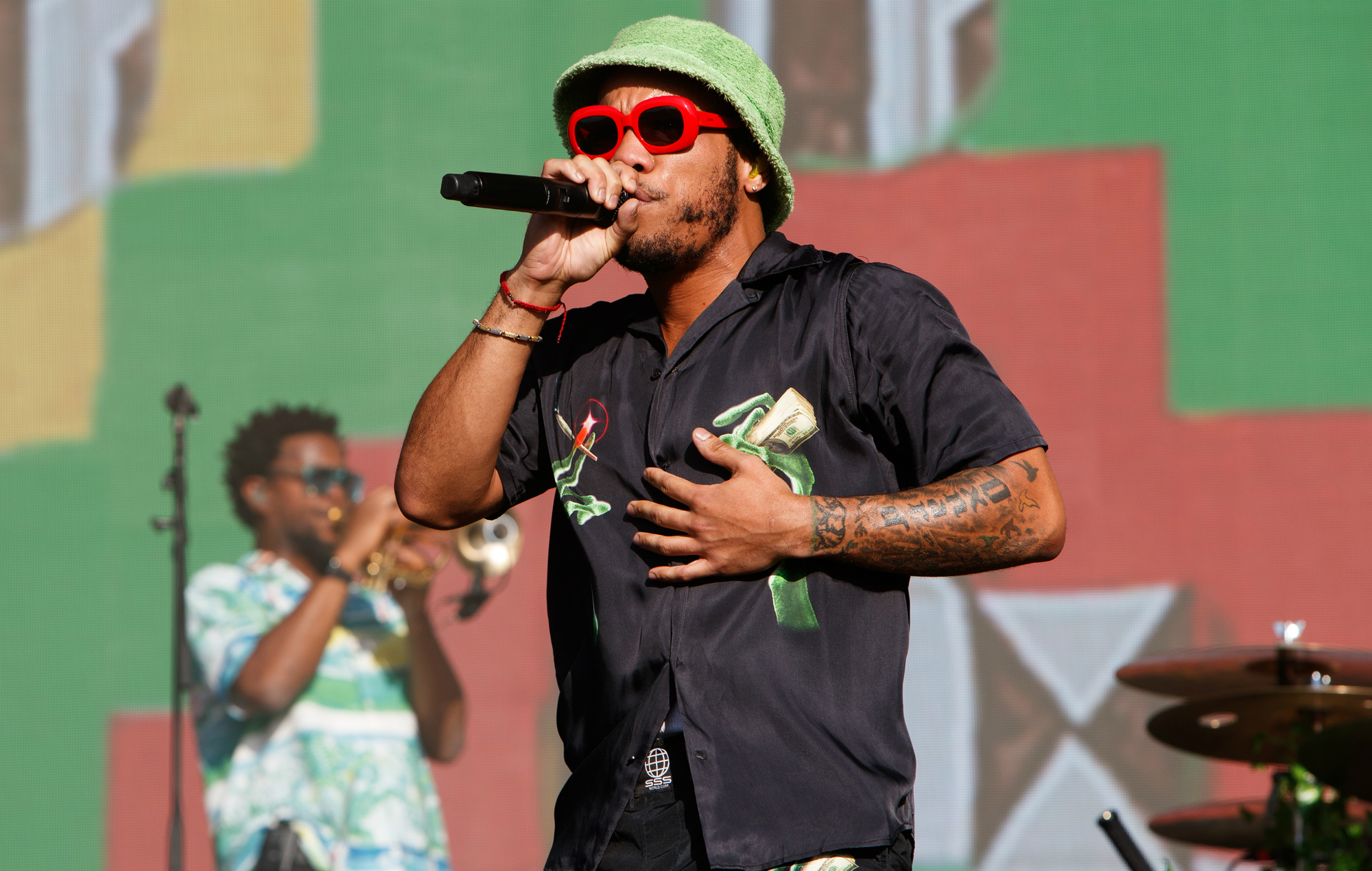 """Anderson .Paak reflects on being homeless: """"Music was my fighting chance"""""""