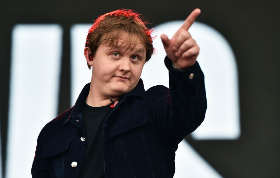 Lewis Capaldi Scores First Us Number One With Someone You