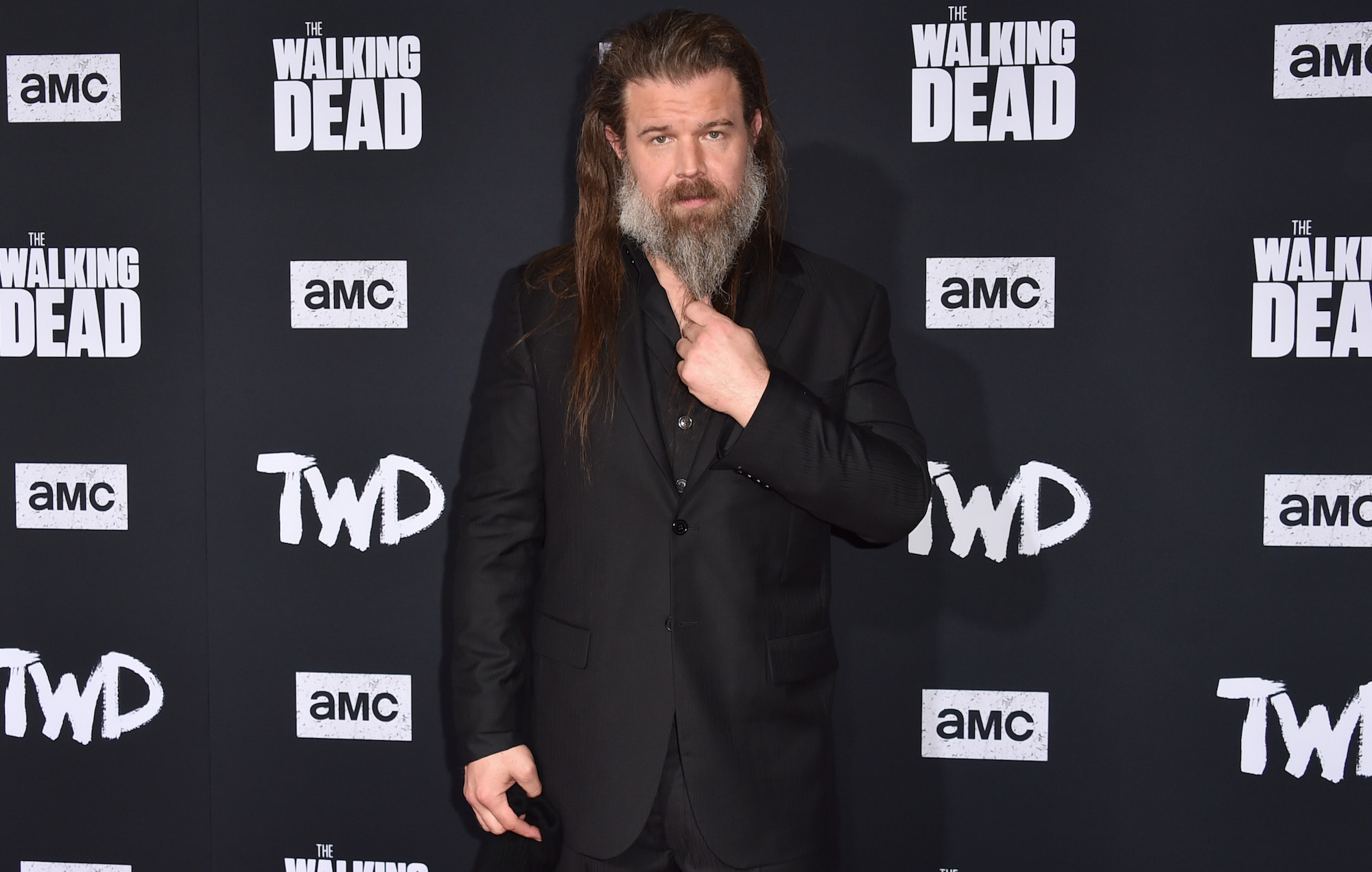 'The Walking Dead' star Ryan Hurst was hospitalised during filming