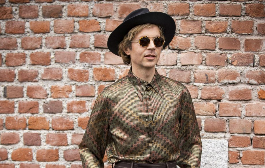 Beck teases new music with cryptic 'Hyperspace' post