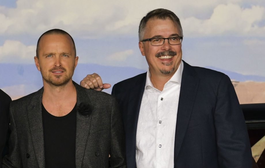 Aaron Paul and Vince Gilligan reveal two alternate endings to 'El Camino'