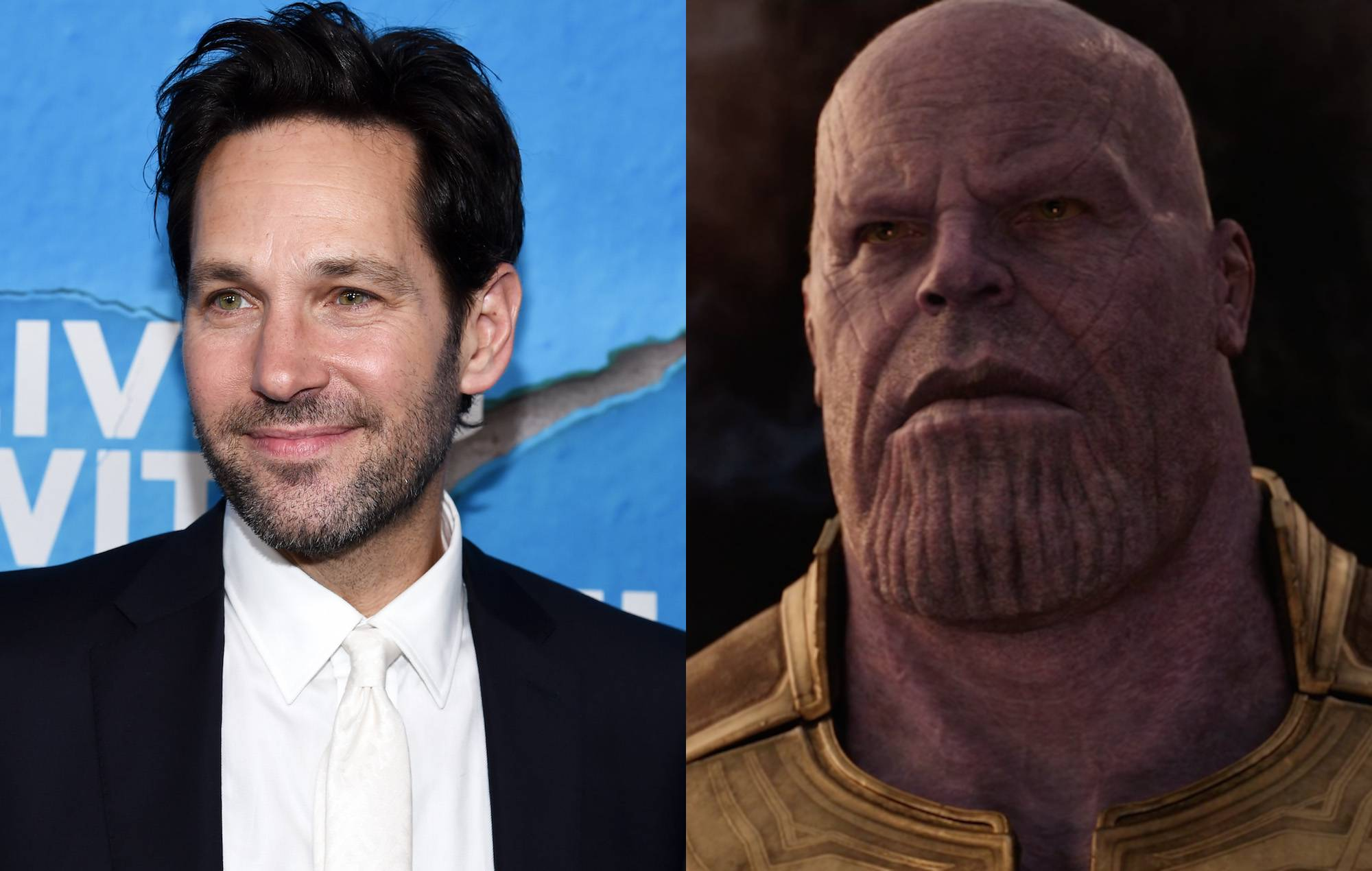 Paul Rudd upset that Thanos/Ant-Man butt theory didn't come true in 'Avengers: Endgame'