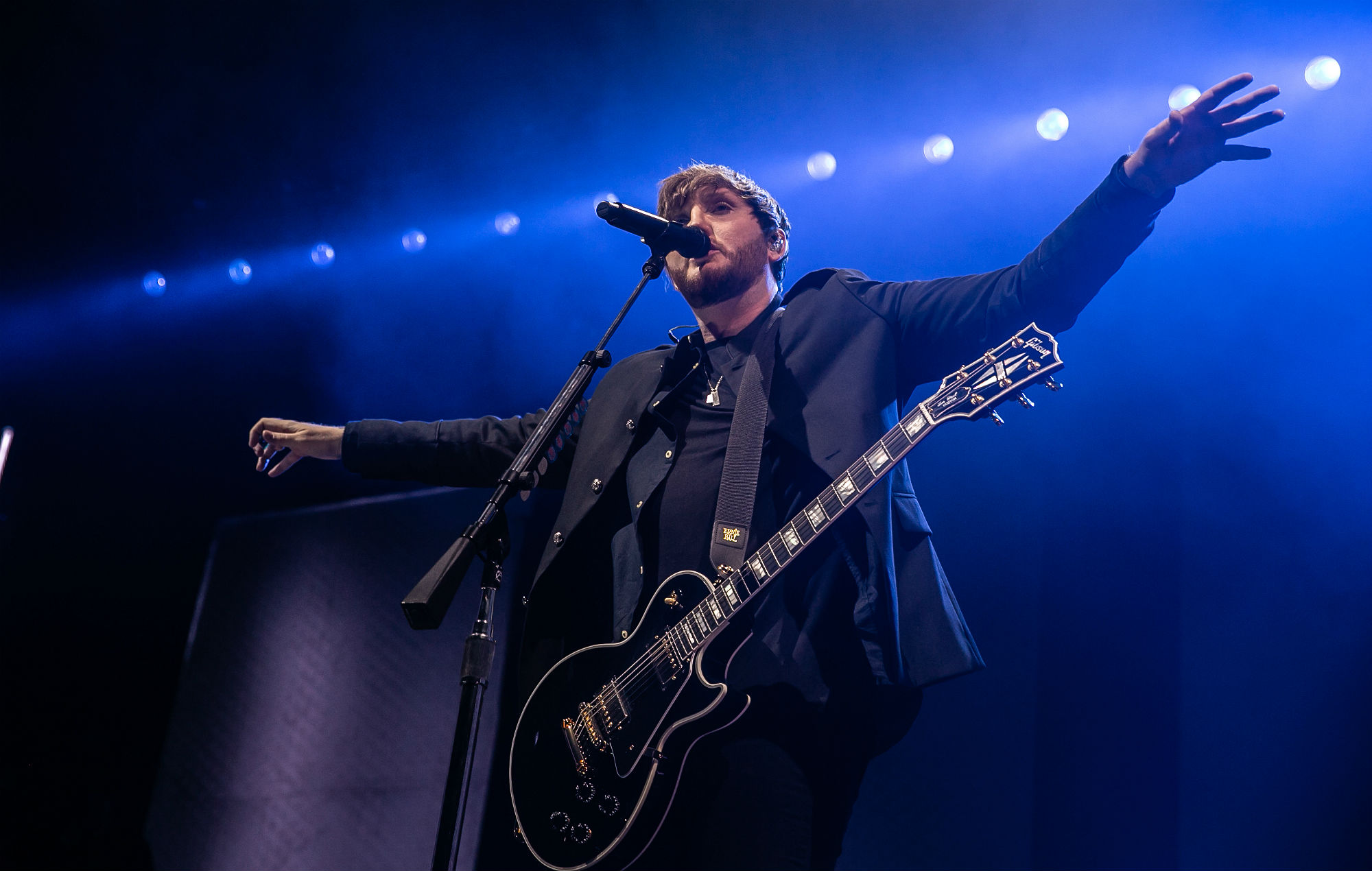 Now James Arthur Has Accused Reading Amp Leeds Festival Of
