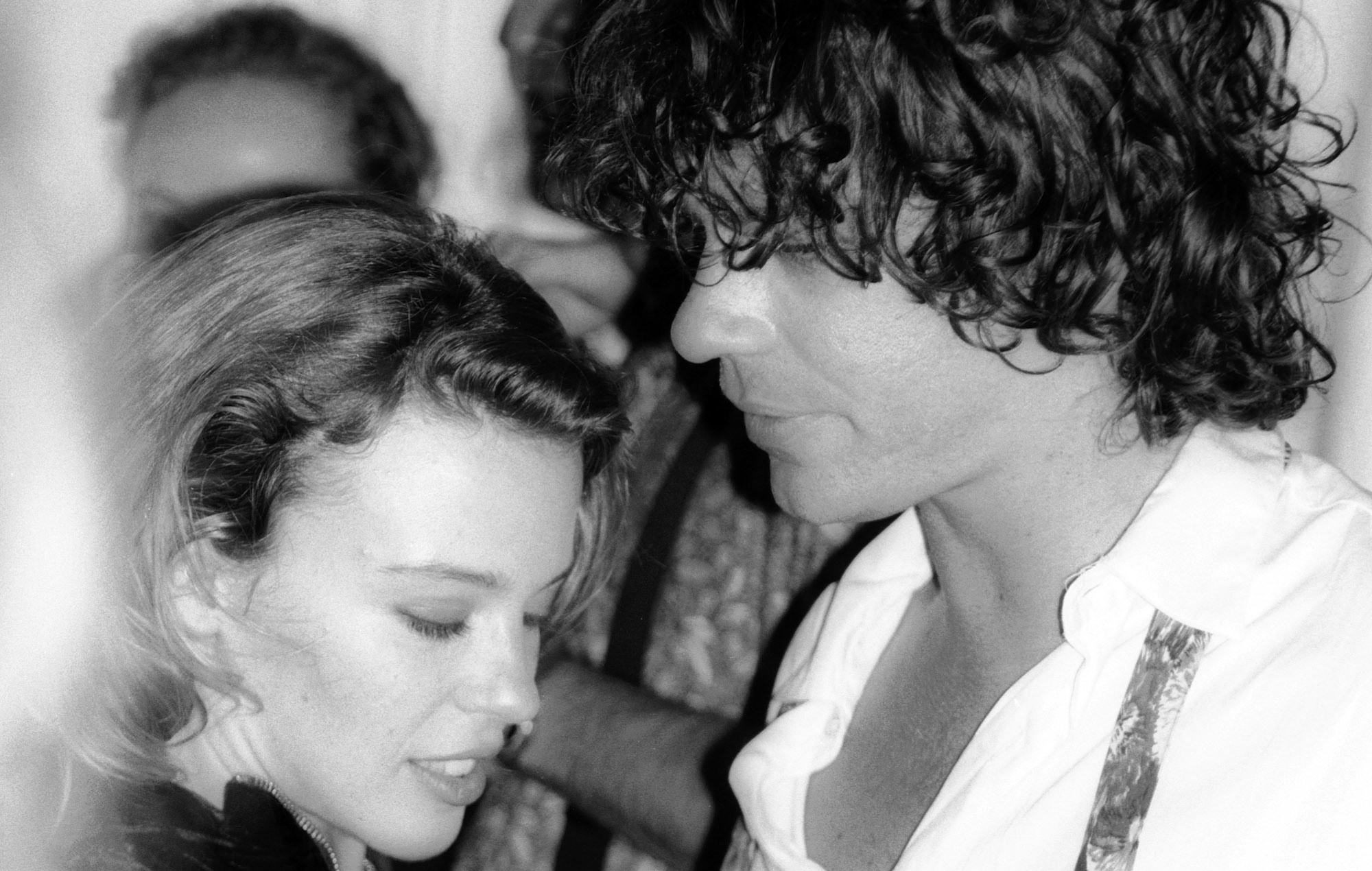 "Kylie Minogue says that Michael Hutchence ""awakened my desire"""