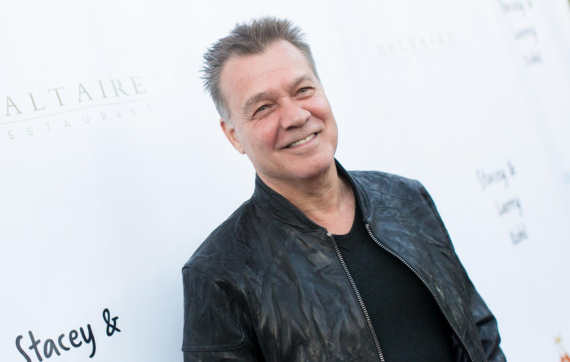 Eddie Van Halen reportedly undergoing surgery for throat cancer
