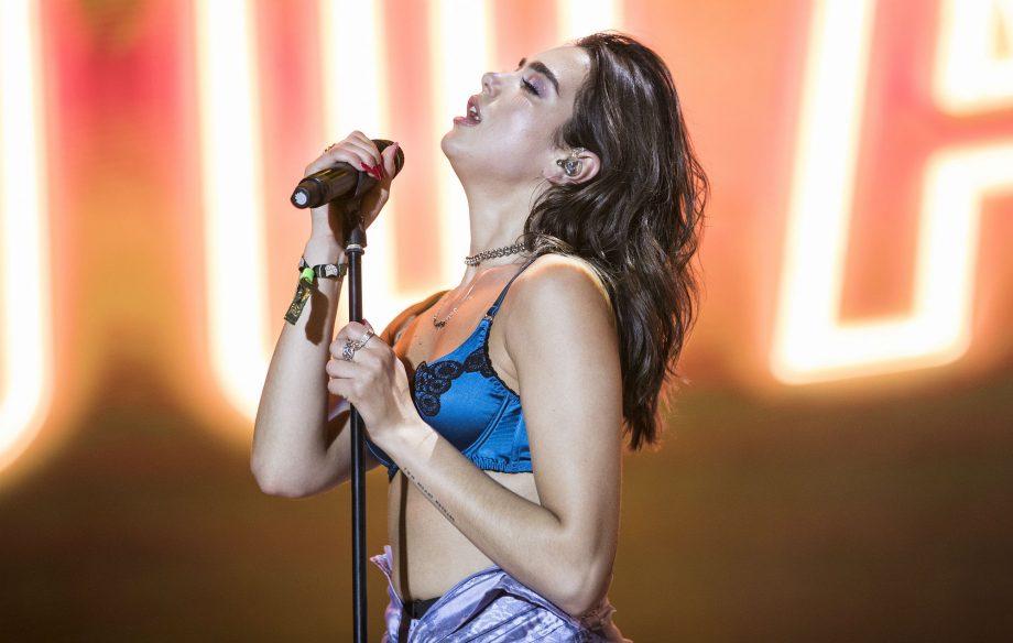 "Dua Lipa teases new album as ""new era"" begins"