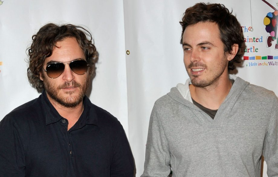 "Joaquin Phoenix reveals he stopped talking to Casey Affleck ""many years"" ago"