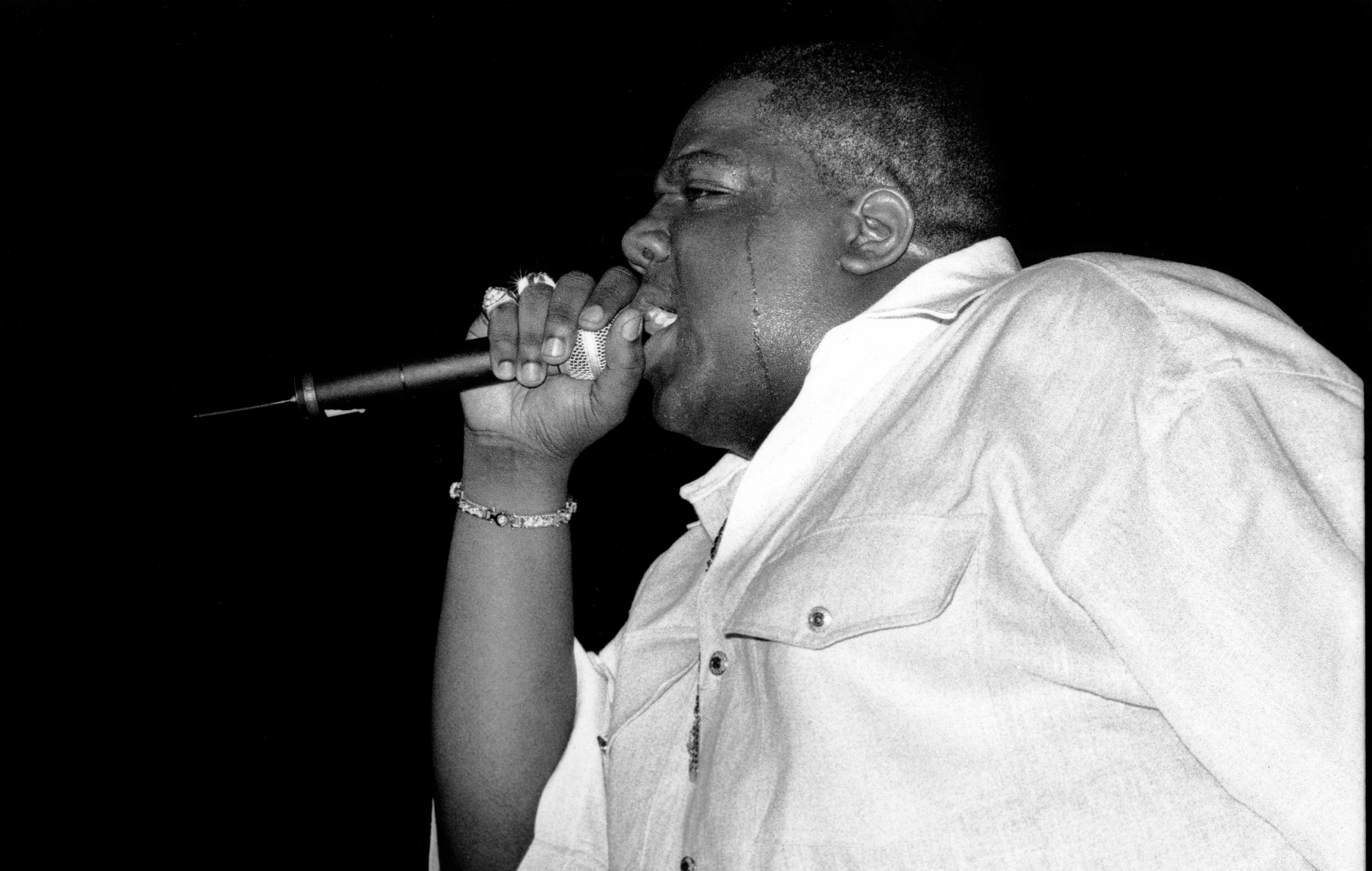 The Notorious B.I.G.'s 'Juicy' tops new poll of greatest hip-hop tracks ever