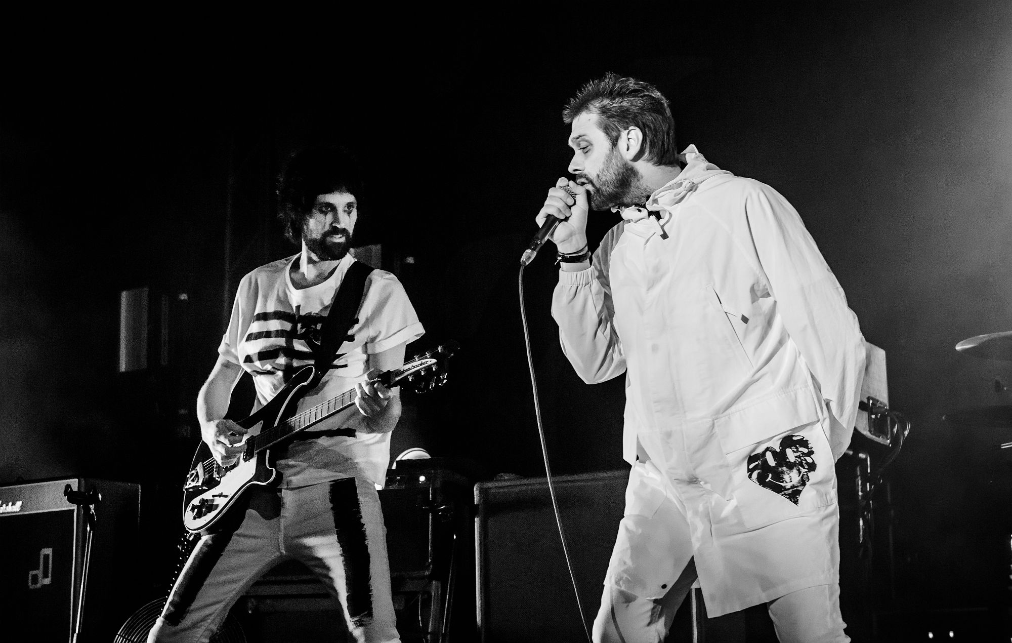 """Kasabian tell us about their huge homecoming show and next album: """"The aim is to transcend"""""""