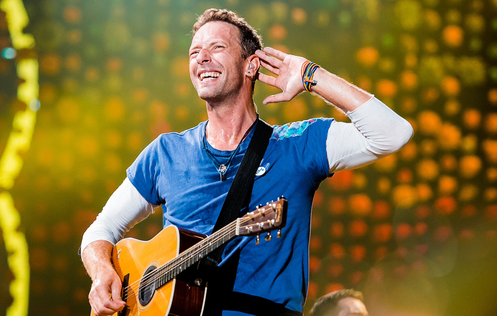 Welcome back Coldplay, even hipsters secretly think you're brilliant