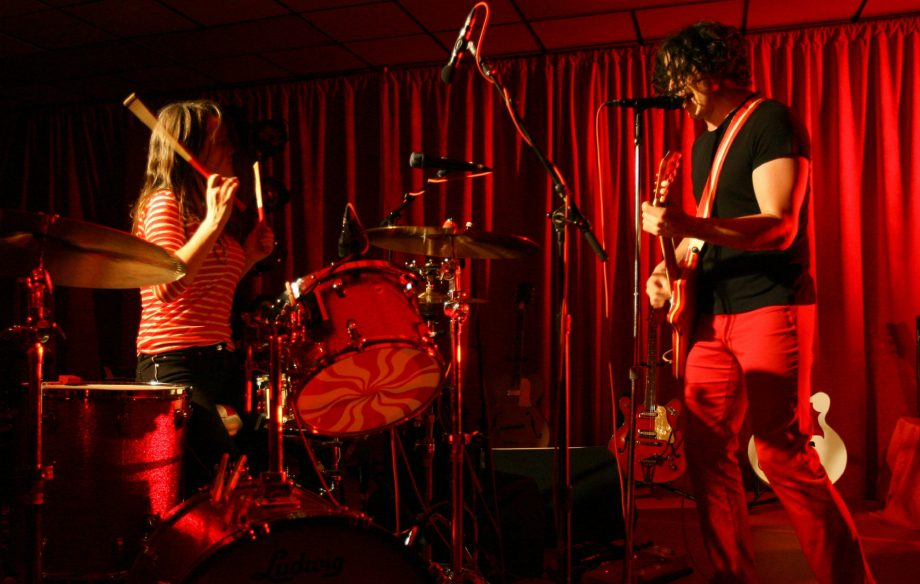 Listen to the first two episodes of Third Man Records' new White Stripes podcast