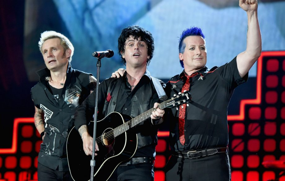 Green Day announce one-off European show next month