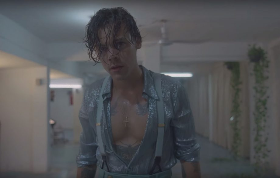 Harry Styles' new track 'Lights Up' trades rock'n'roll excess for a lighter touch