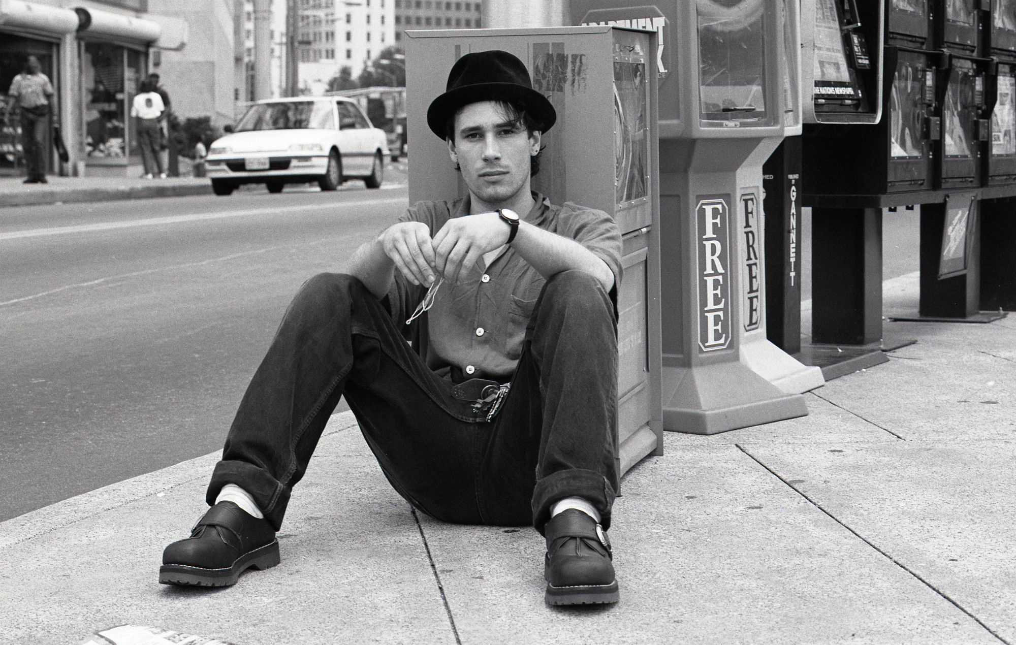 Watch a stunning new video for Jeff Buckley's previously unreleased 'Sky Blue Skin'