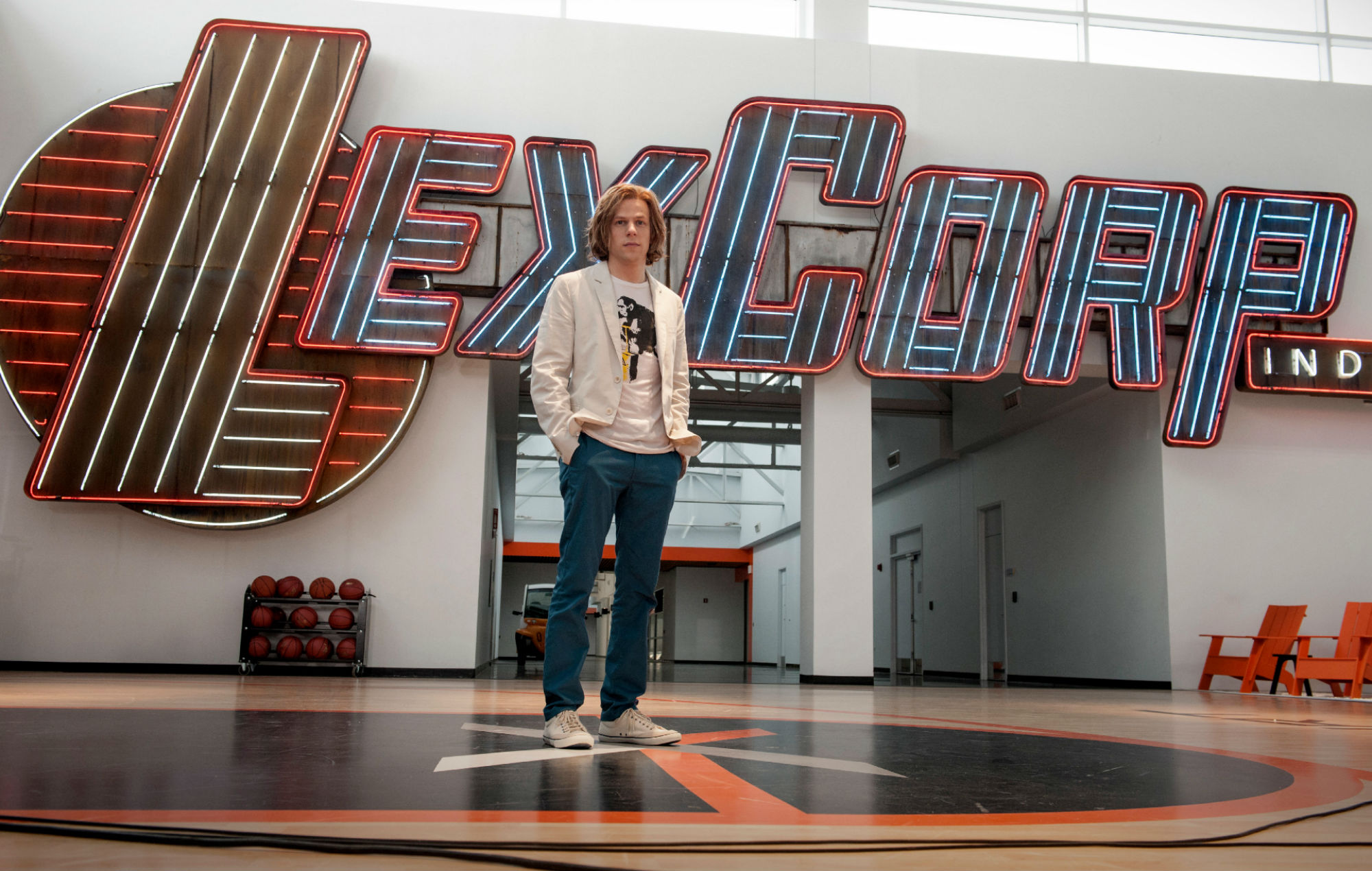 Lex Luthor solo movie reportedly in the works with villain as US president - NME