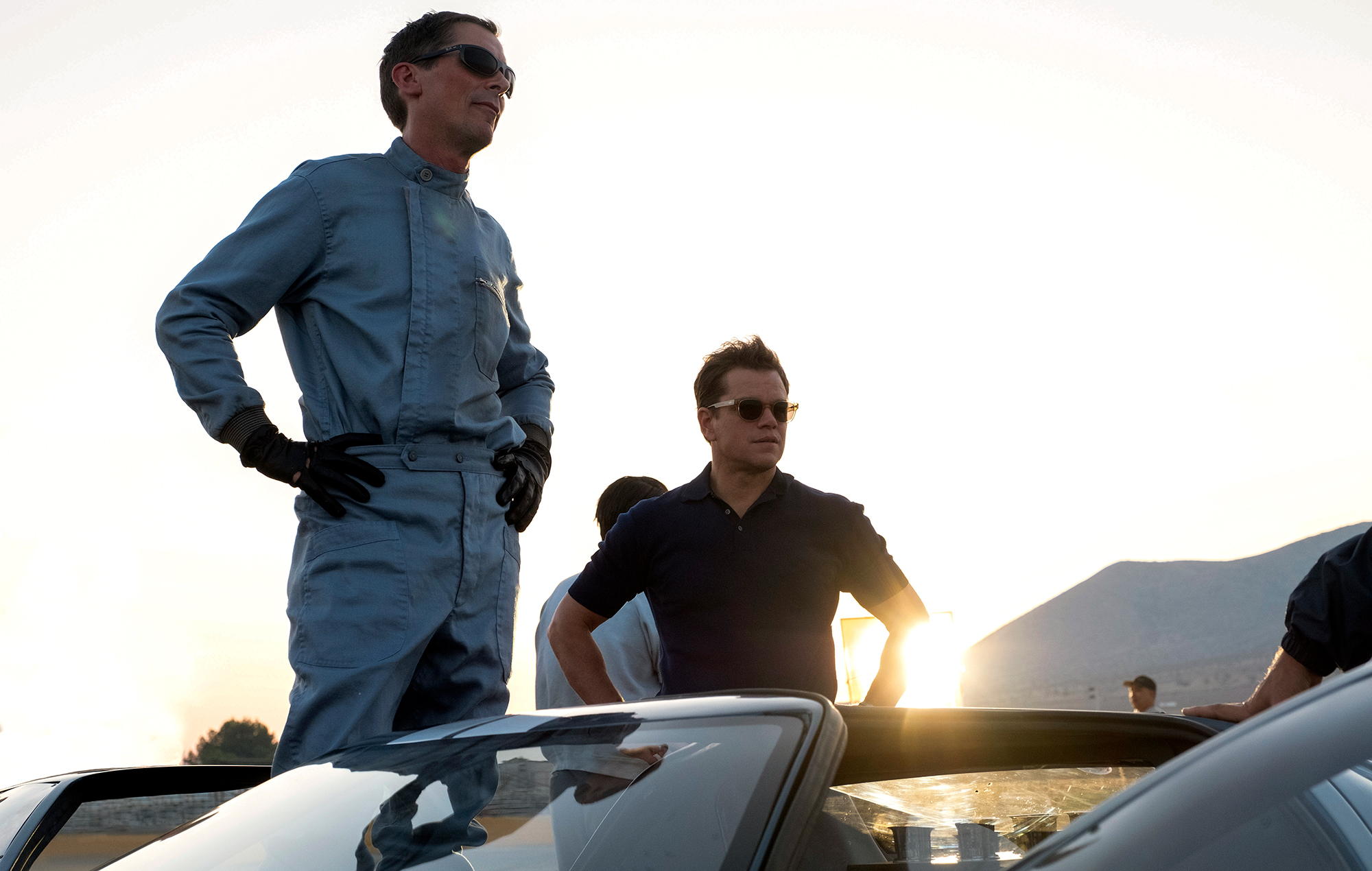 'Le Mans '66' review: sluggish auto-based drama never gets out of third gear
