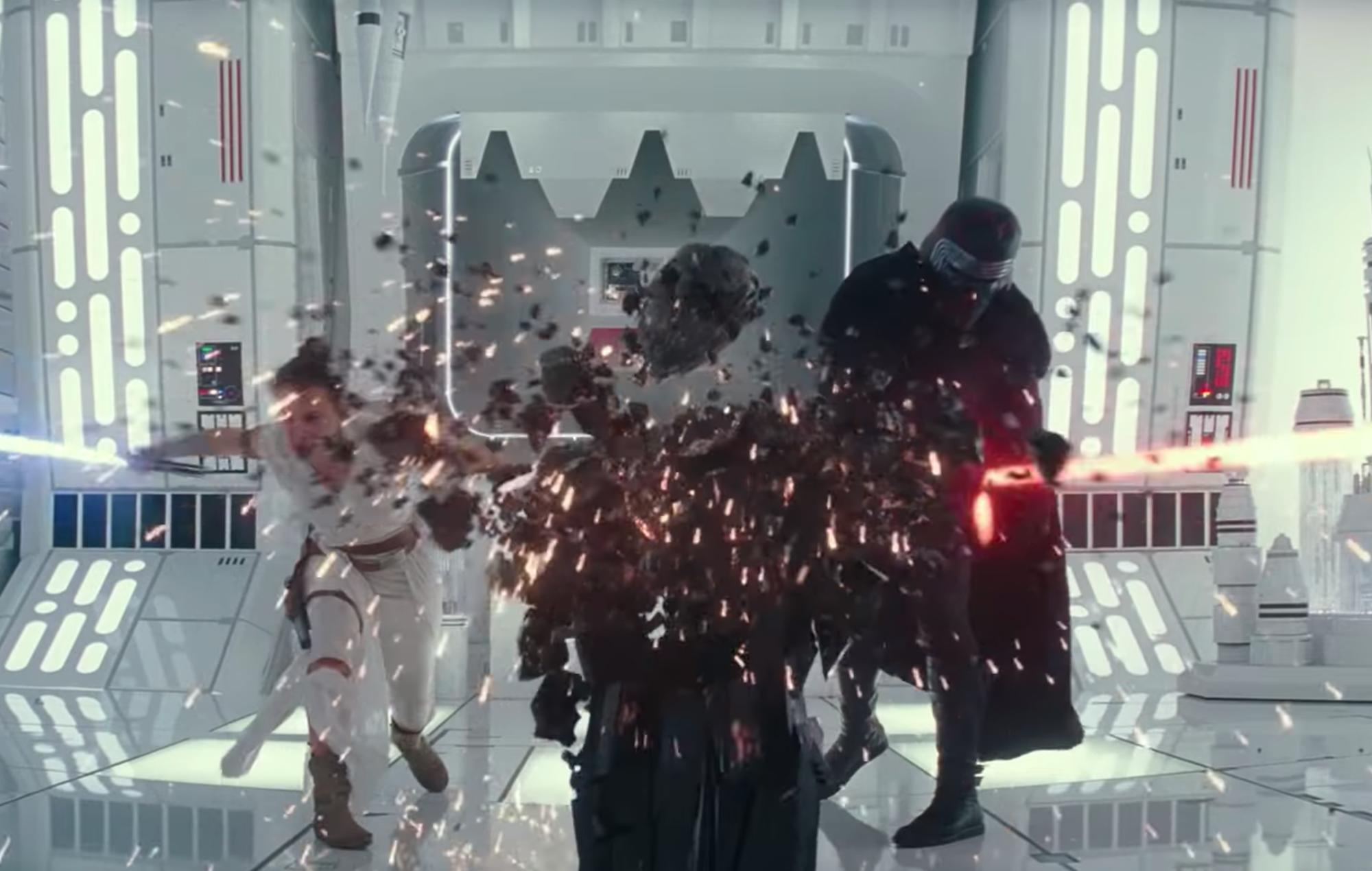 The Rise of Skywalker trailer