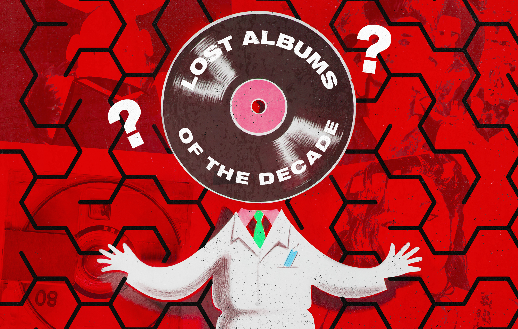 Lost albums of the 2010s – what became of the albums we were promised but that never arrived?