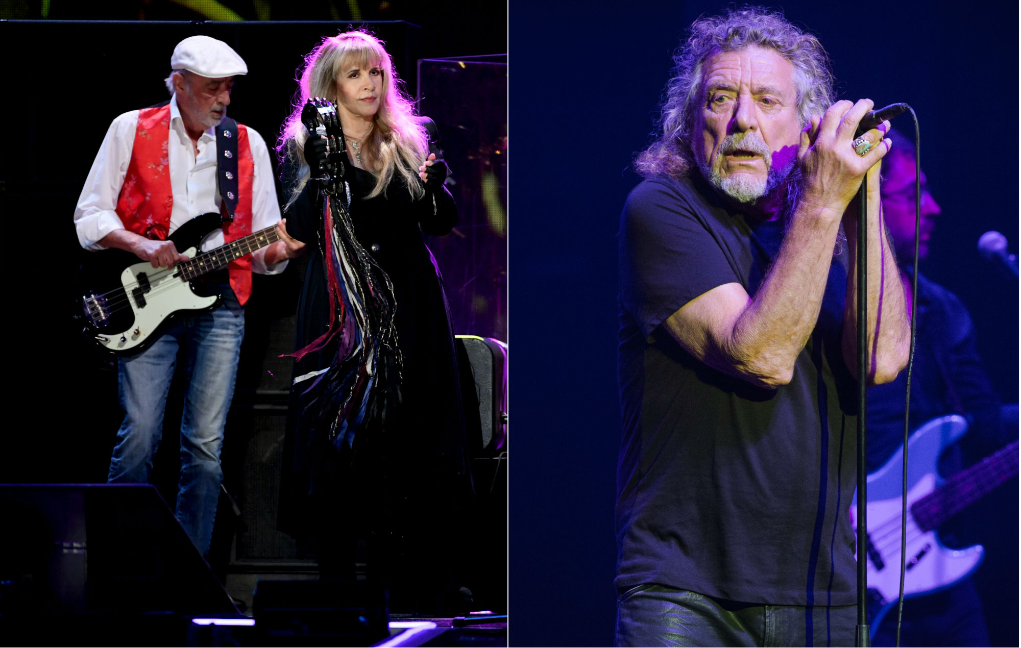 Fleetwood Mac and Led Zeppelin ruled out of playing Glastonbury 2020