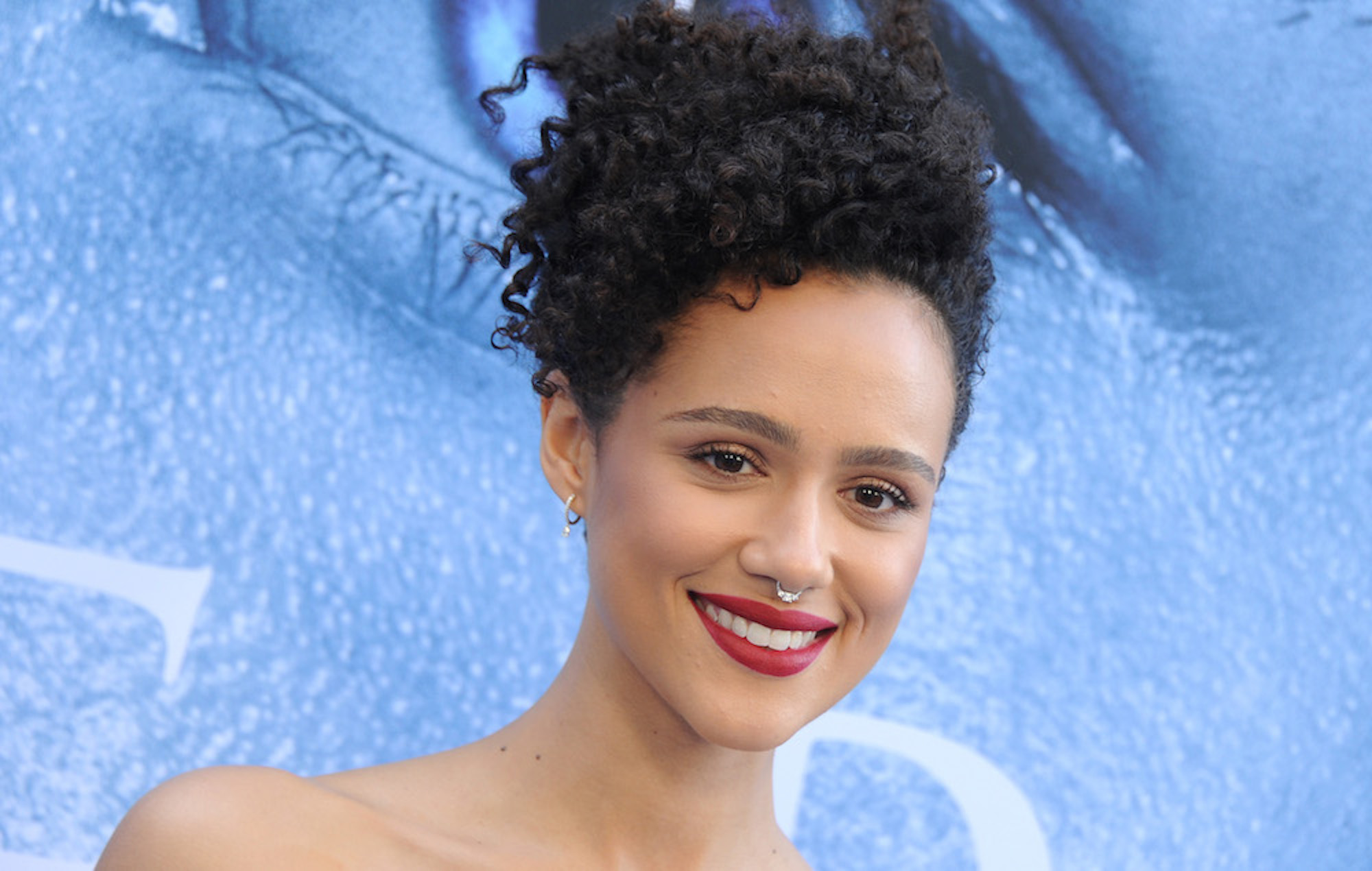 "Nathalie Emmanuel says 'Game Of Thrones' diversity criticism is ""fair"""